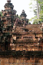 Temple at Banteay Srei