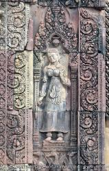 wall carving at Banteay Srei