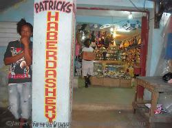 Jamaica, clothing store, haberdashery, Brown's Town