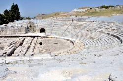 Ancient Greek Theater, Syracusa