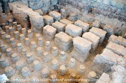 Foundation of Roman baths, Bet She'an