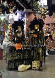 Costumes for sale,Venice,Italy
