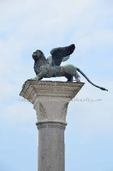 Lion of St. Mark,Venice,Italy