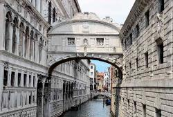 The Bridge of Sighs,Venice,Italy