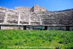 Turkey interior Theater at Miletus
