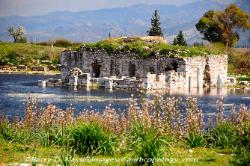 Turkey ruins of Miletus