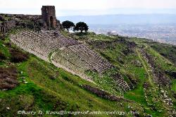 Turkey Grand Theater at Pergamon
