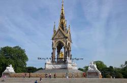 Prince Albert Memorial,London,England image 1