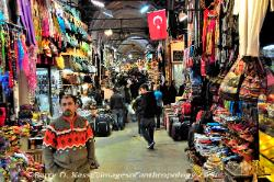 Turkey inside the Grand Bazaar of Istanbul image 2