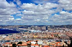 Port of Marseilles, France