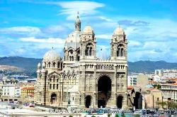 Marseilles Cathedral, France