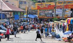 Jamaica, Outdoor Market, Brown's Town