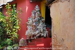 Jamaica, Brown's Town, Christmas