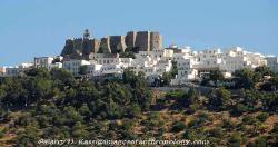 Monastery on the Island of Patmos in the Aegean