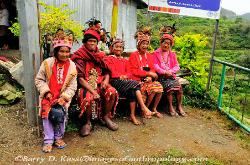 Philippines, northern Luzon, Ifugao, traditional dress