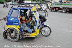 Philippines, tricycle