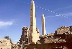 Obelisks, Temple of Karnak, Egypt