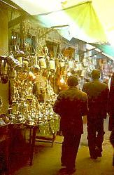 Market scene in the Souk, Tunis, Tunisia