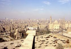 View of Cairo, Egypt