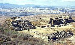 Zapotec site of Monte Alban, Valley of Oaxaca, Mexico