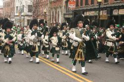 St. Patrick's Day Parade, Morristown, New Jersey, March 2007