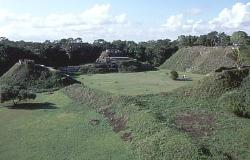 Mayan site of Altun Ha, Belize
